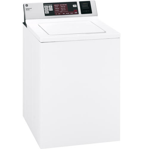 GE® 2.7 cu. ft. Extra-Large Capacity Commercial ESD Smart Card Washer