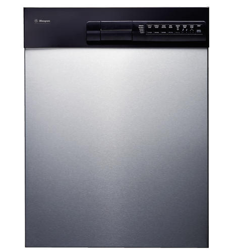 ge monogram dishwasher how to start