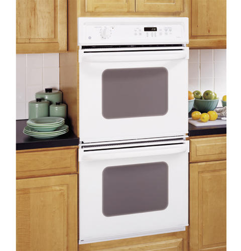 ge profile double oven manual