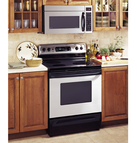 GE Profile Spacemaker® XL1800 Microwave Oven With Outside