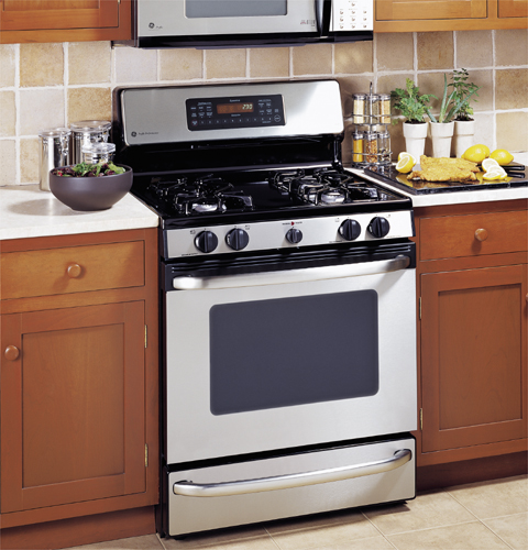 ge profile convection oven manual