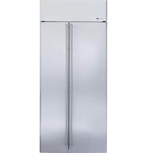 Ziss360nxss Ge Monogram 36 Built In Side By Refrigerator Liances