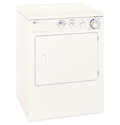 GE Profile™ 5.7 Cu. Ft. Extra-Large Capacity Frontload Gas