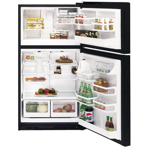 GE Profile CustomStyle™ 21.9 Cu. Ft. Top-Freezer Refrigerator