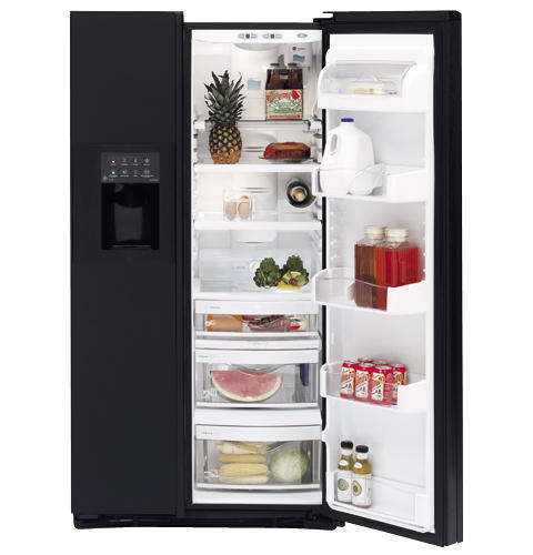 GE Profile Arctica CustomStyle™ 22.7 Cu. Ft. Side-By-Side Refrigerator