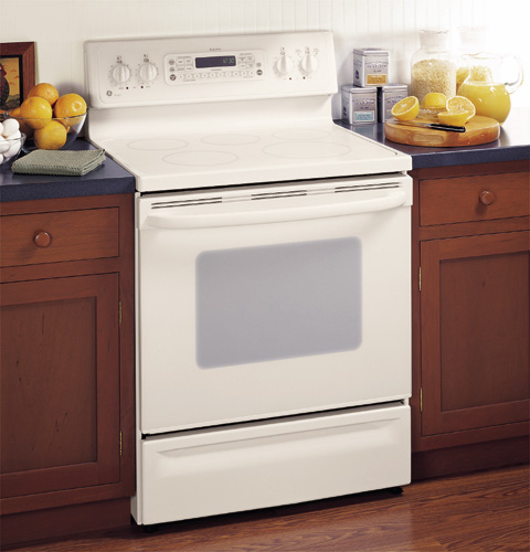 """GE Profile™ 30"""" Free-Standing Spectra™ Convection Range"""
