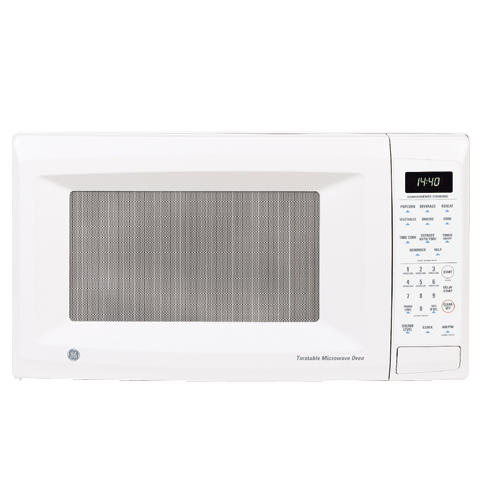 GE® 1.4 Cu. Ft. Capacity, 1150 Watt Countertop Microwave Oven