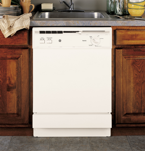 Ge Spacemaker 174 Under The Sink Dishwasher Gsm2100gcc Ge