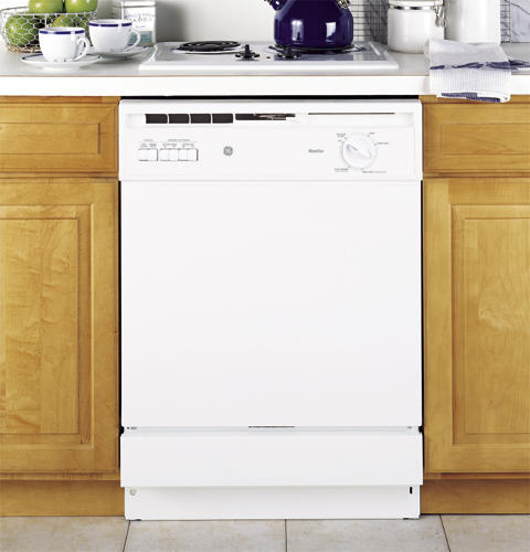 GE Nautilus™ Built-In Dishwasher | GSD3200JWW | GE Appliances on