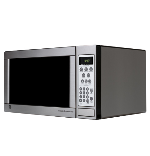 Countertop Microwave Placement : JES1142SF - GE? Countertop Microwave Oven - The Monogram Collection