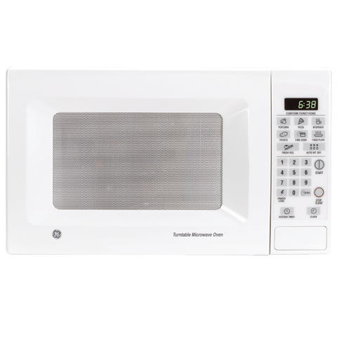 Countertop Turntable Microwave Oven