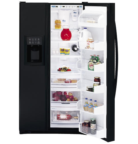 GE Profile Arctica™ 28.6 Cu. Ft. Side-By-Side Refrigerator