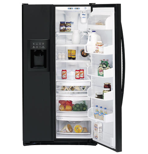 Ge Profile Arctica Customstyle Side By Side Refrigerator