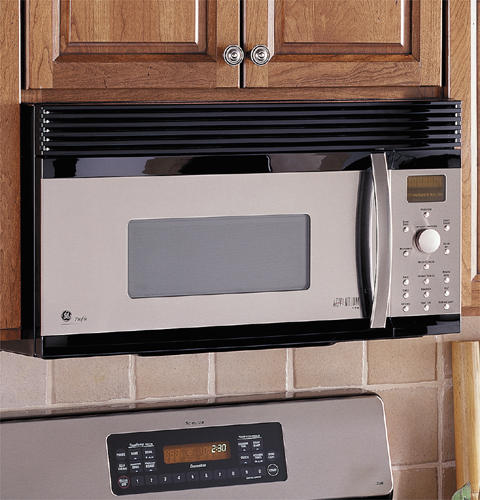 Ge Profile Advantium 120 Above The Cooktop Oven Sca1001fss Liances