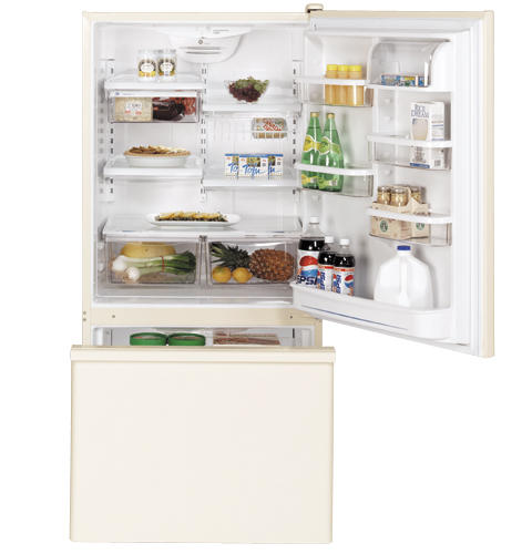 GE Profile™ ENERGY STAR® Bottom-Freezer Refrigerator