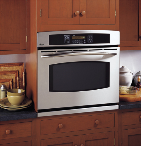 Types Of Wall Ovens ~ Ge profile™ quot built in single convection wall oven