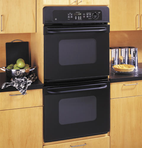 Types Of Wall Ovens ~ Ge quot built in double wall oven jkp bfbb appliances