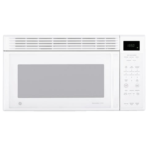 GE Spacemaker® XL1800 Microwave Oven with Recirculating Venting