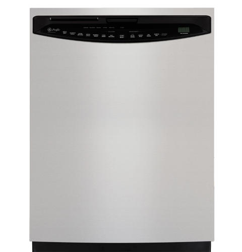 GE Profile™ Stainless Interior Built-In Dishwasher