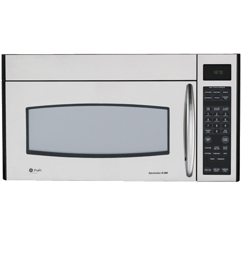 GE Profile Spacemaker® XL1800 Microwave Oven With