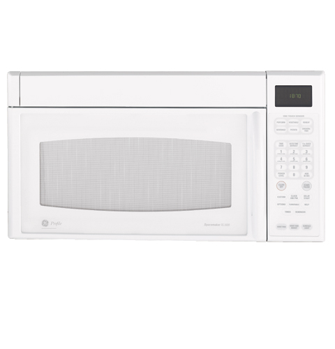 Ge Profile Spacemaker 174 Xl1800 Microwave Oven Jvm1870wf