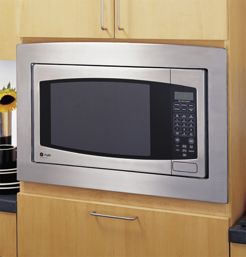 Kenmore Countertop Microwave With Trim Kit : Built-In Microwave 27