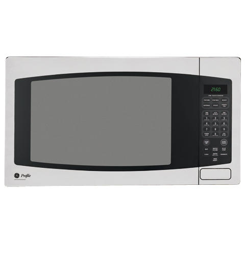 Countertop Microwave Ge : GE Profile? Countertop Microwave Oven JE2160SF GE Appliances