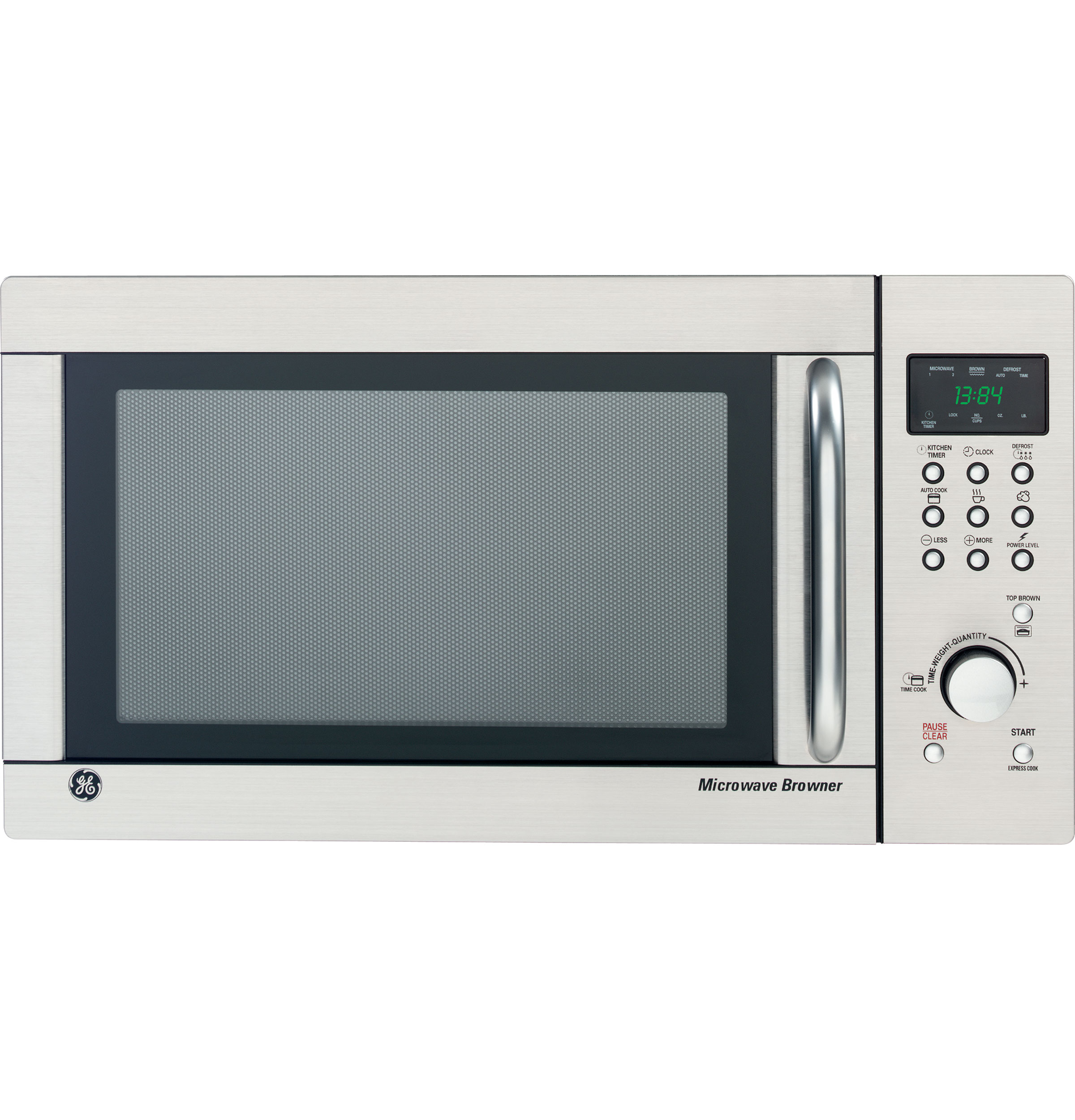 Ge 174 1 3 Cu Ft Capacity Countertop Microwave Oven