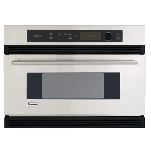 Zsc2001fss Ge Monogram Built In Oven With Advantium Sdcook Technology 240v Liances