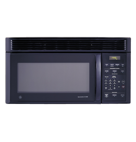 Ge Spacemaker 174 Over The Range Microwave Oven Jvm1440bd