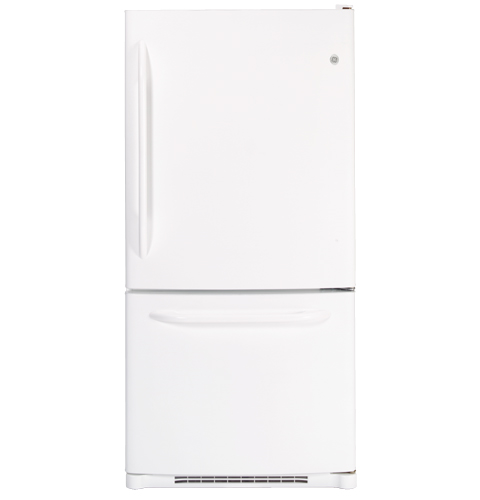 GE® 19.5 Cu. Ft. Bottom-Freezer Door Refrigerator