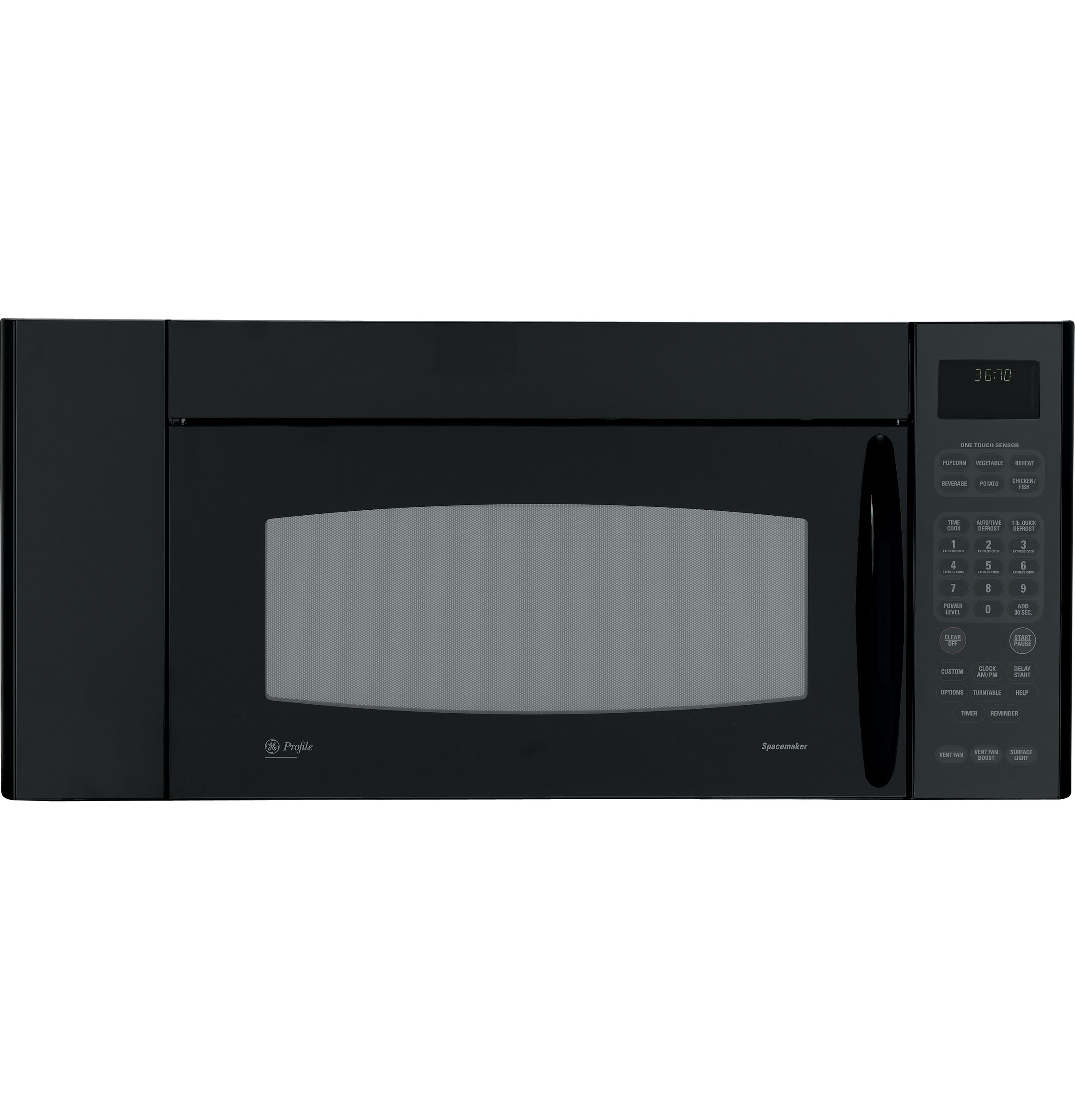 Ge Profile Emaker Xl 1800 36 Microwave Oven Jvm3670bf