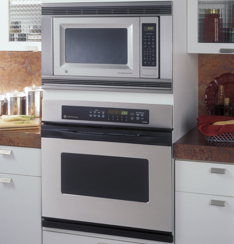 JE1860SH - GE? Countertop Microwave Oven - The Monogram Collection