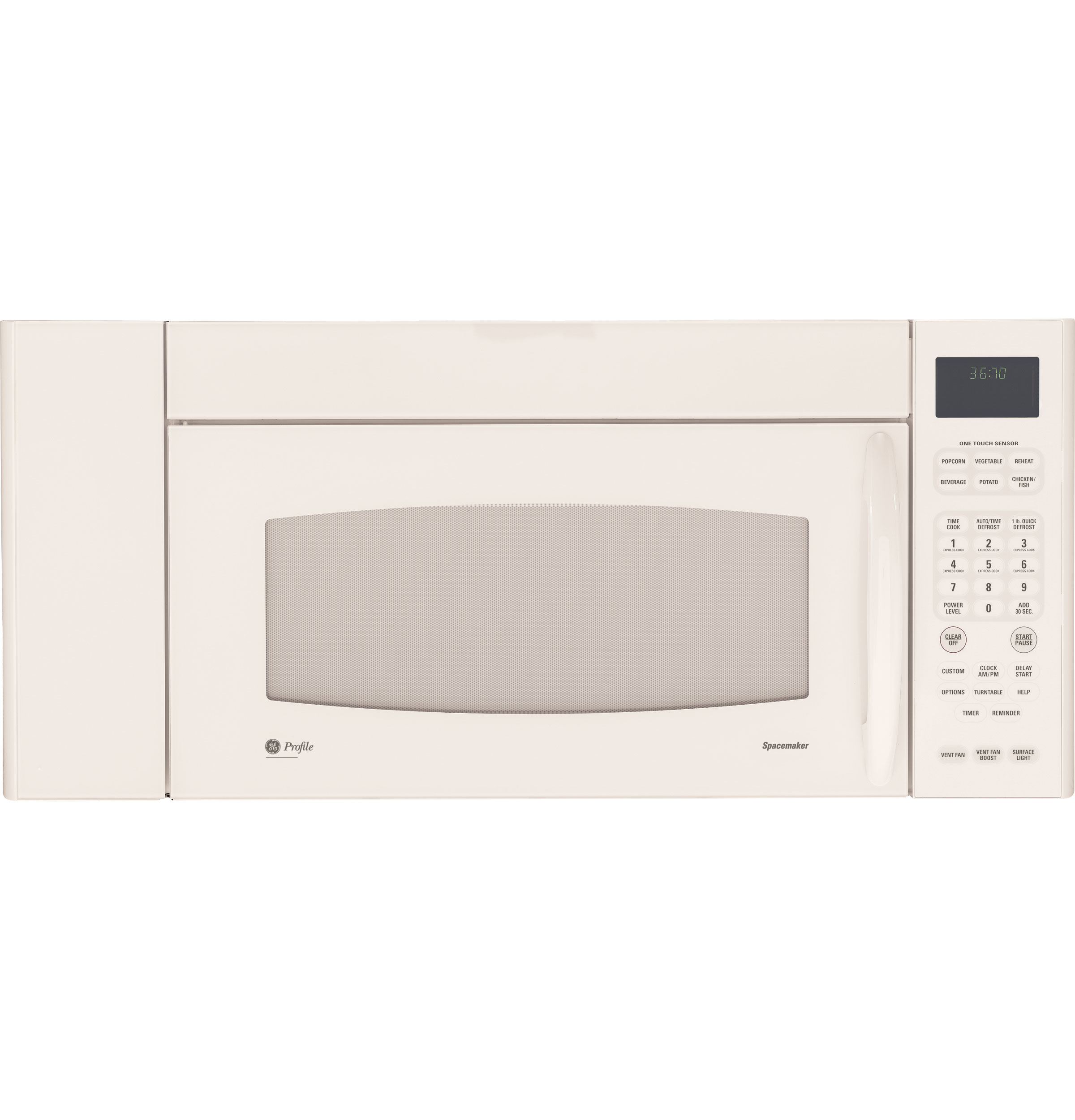 Ge Profile Spacemaker 174 Xl 1800 36 Quot Microwave Oven