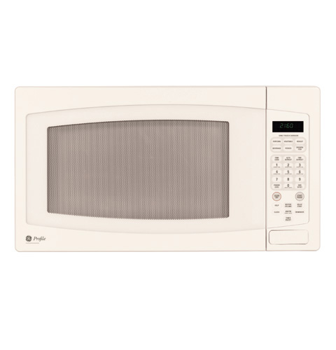 JE2160CF - GE Profile? Countertop Microwave Oven - The Monogram ...