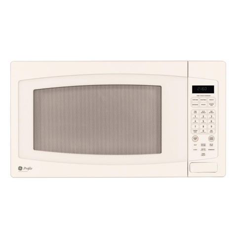 Countertop Microwave Installation : GE Profile? Countertop Microwave Oven JE2160CF GE Appliances