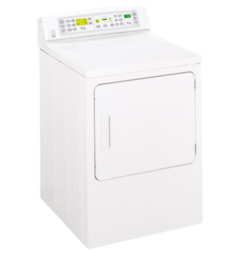 GE Profile™ 7.0 Cu. Ft. Super Capacity Electric Dryer with Stainless Steel Drum