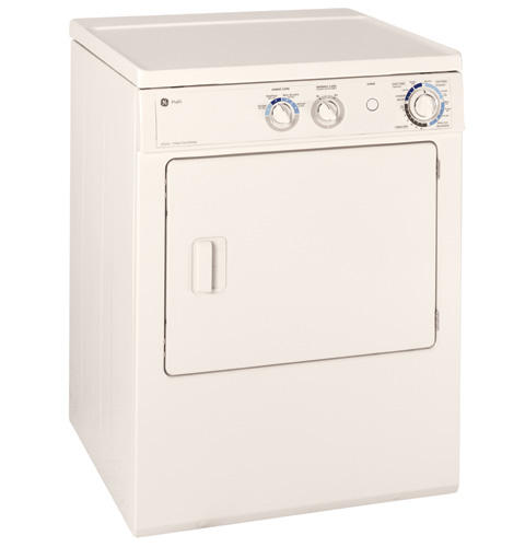 GE Profile™ 5.7 Cu. Ft. Extra-Large Capacity Frontload Electric Dryer