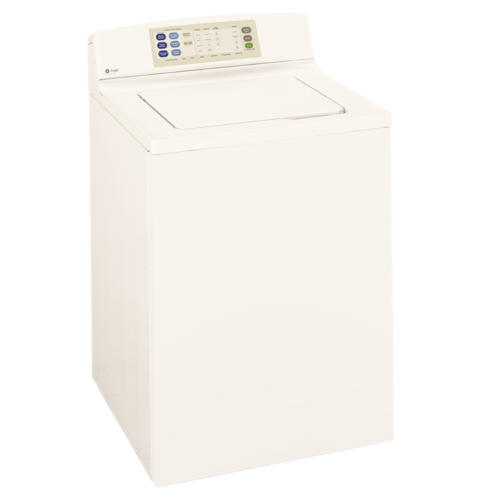 GE Profile™ 3.5 Cu. Ft. King-Size Capacity Washer with Stainless Steel Basket