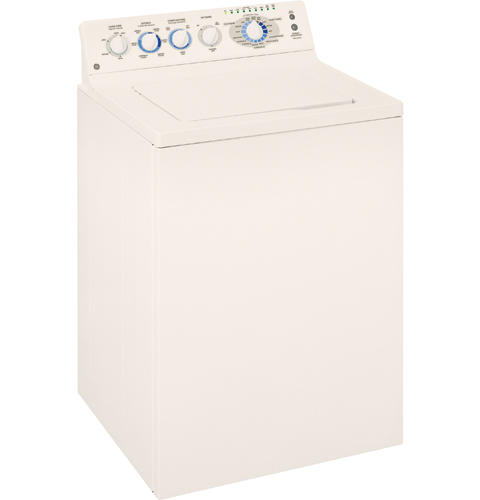 GE® 3.5 Cu. Ft. Capacity King-size Washer with Stainless Steel Basket