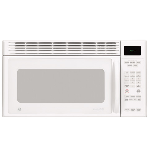 Ge Spacemaker 174 Xl1800 Microwave Oven With Recirculating
