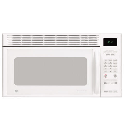 Ge Emaker Xl1800 Microwave Oven With Recirculating Venting Jvm1851wh Liances