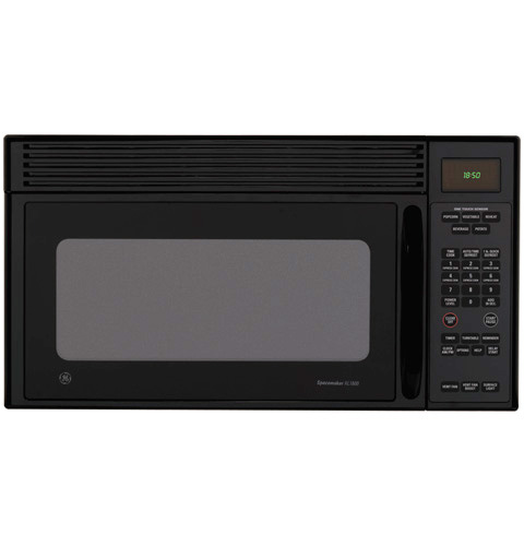 Ge Spacemaker 174 Xl1800 Microwave Oven Jvm1850bh Ge