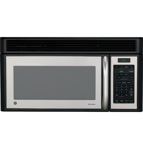 Ge Spacemaker 174 Microwave Oven Jvm1650sh Ge Appliances