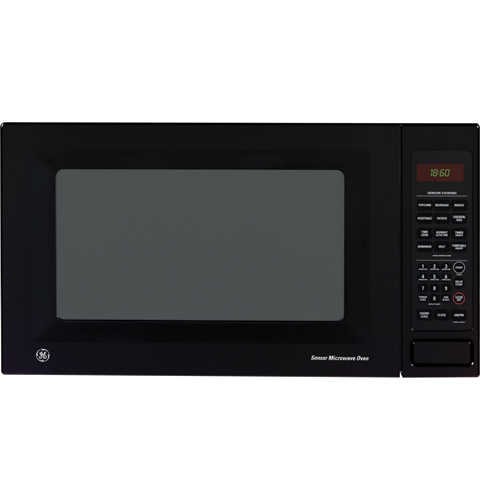 GE? Countertop Microwave Oven JE1860BH GE Appliances