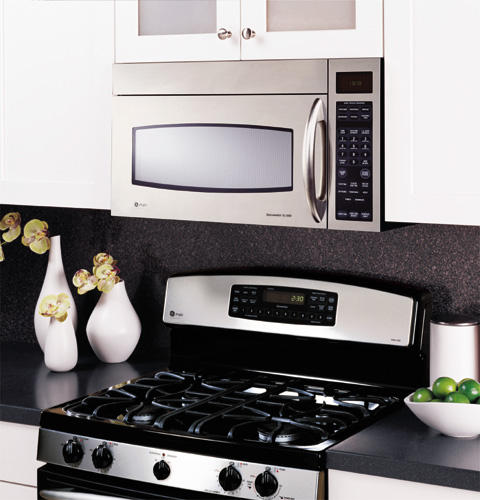 ge profile spacemaker® xl1800 microwave oven jvm1870sk ge product image product image
