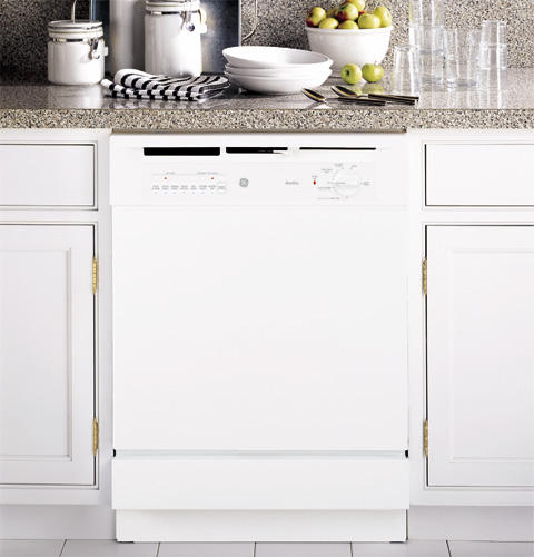 GE Nautilus™ Built-In Dishwasher | GSD4200JWW | GE Appliances on