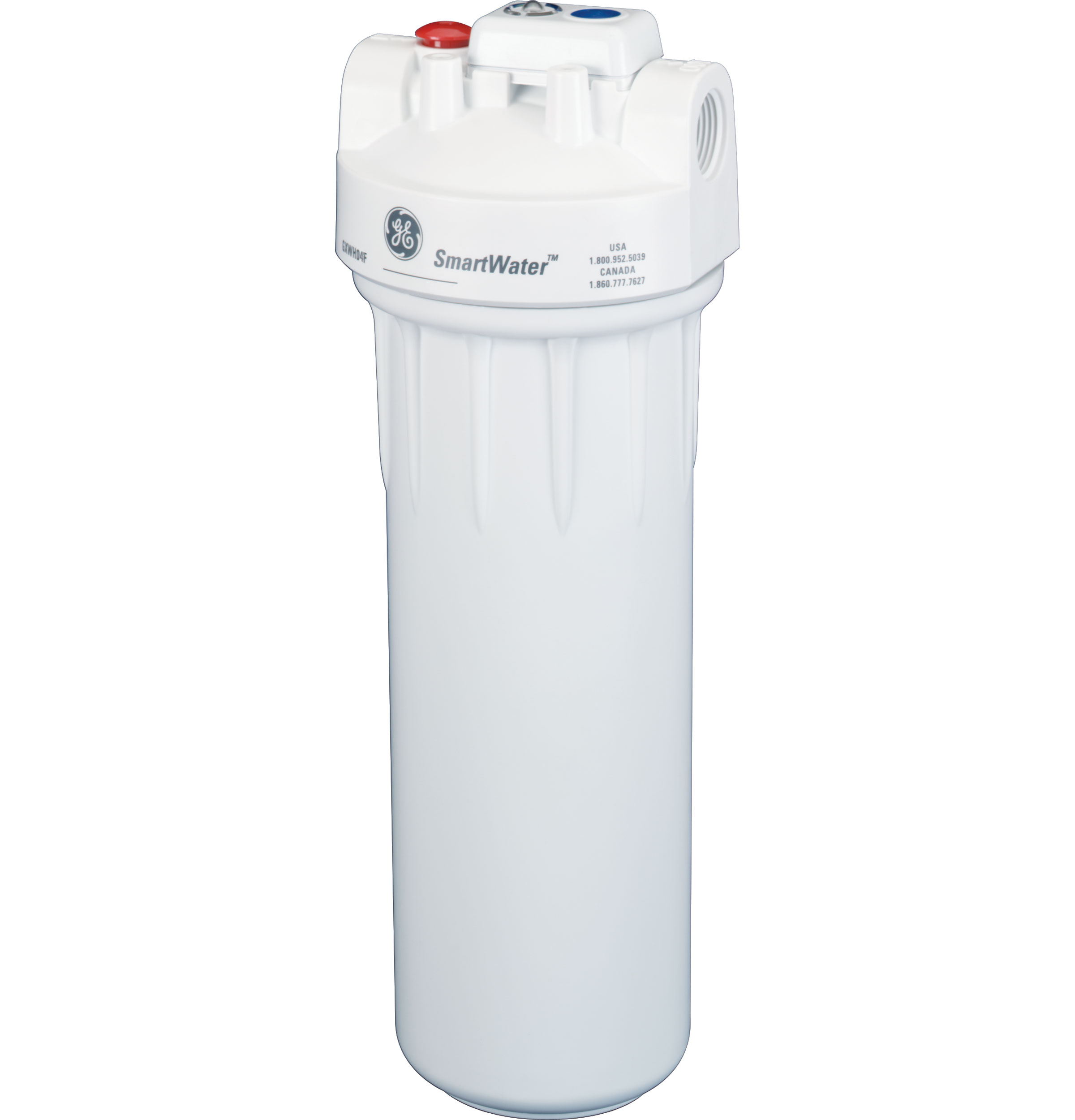 GXWH04F WHOLE HOME WATER FILTRATION SYSTEM