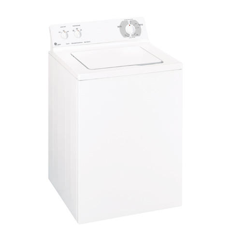 GE® 3.2 Cu. Ft. Super Capacity Washer