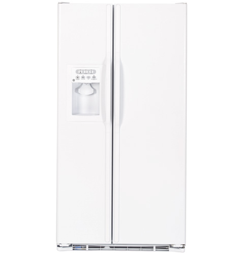 GE CustomStyle™ 22.7 Cu. Ft. Side-By-Side Refrigerator